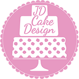 JD Cake Design Logo